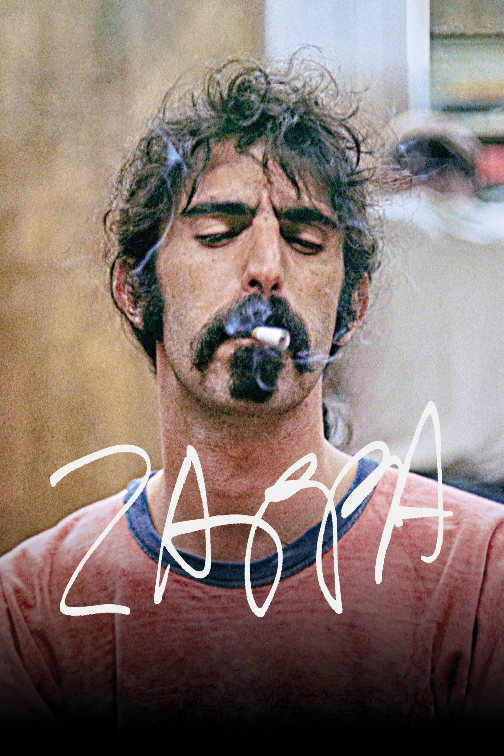 """Pósters de la película """"Zappa"""""""