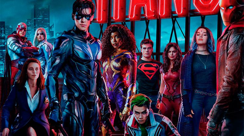 Tráiler oficial de Titans, que regresa con su tercera temporada