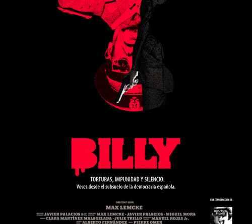 """Pósters de la película """"Billy"""""""