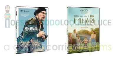Lanzamientos de agosto en DVD y Blu-ray de A Contracorriente Films
