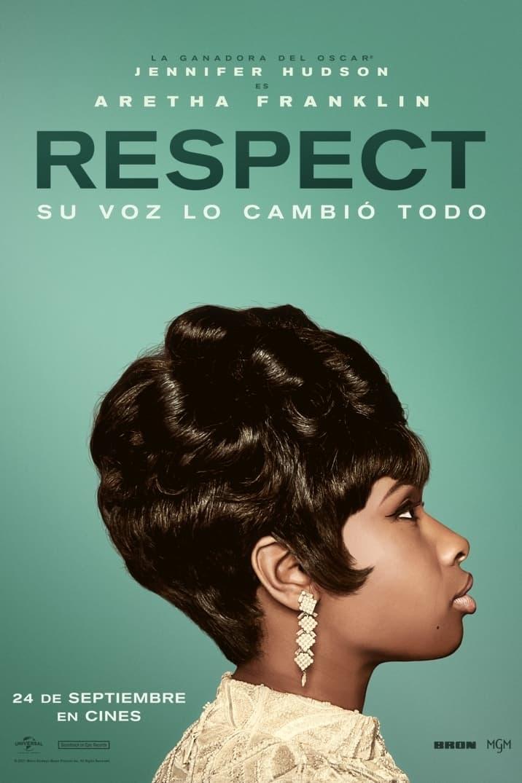 """Pósters de la película """"Respect: La historia de Aretha Franklin"""""""