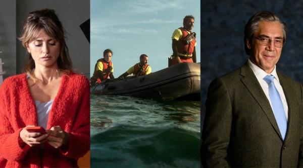 Anunciadas las tres candidatas a representar a España en los Oscar