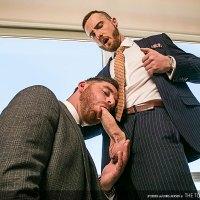 JP Dubois y Jonas Jackson se follan el uno al otro estrenando el apartamento en Barcelona | Men At Play