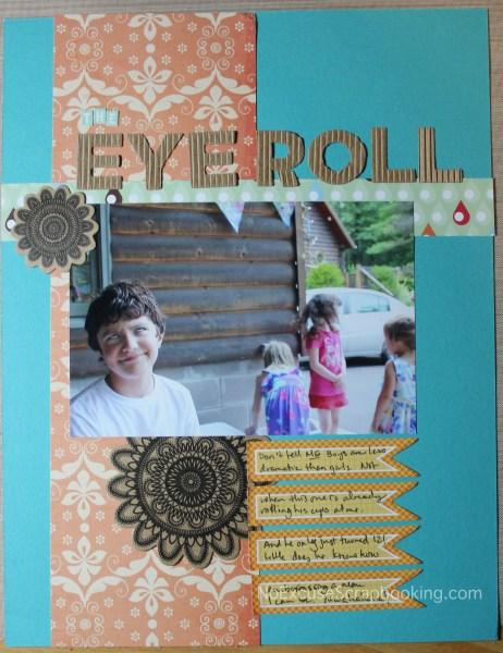 the eyeroll