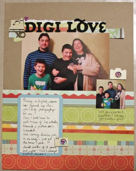 Digi love || noexcusescrapbooking.com