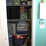 craftroom closet 2    noexcusescrapbooking.com