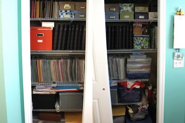 paper closet ||noexcusescrapbooking.com