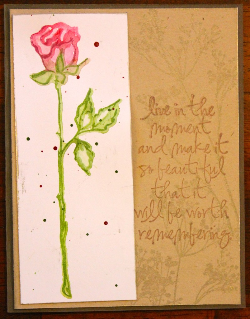 rose three || noexcusescrapbooking.com