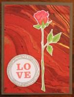 Rose one || noexcusescrapbooking.com