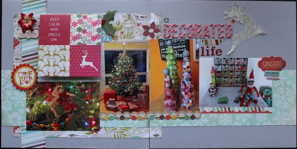 a decorated life || noexcusescrapbooking.com