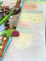 bloom detail ||noexcusescrapbooking.com