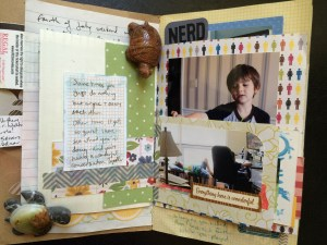 page 4 daybook ||noexcusescrapbooking.com