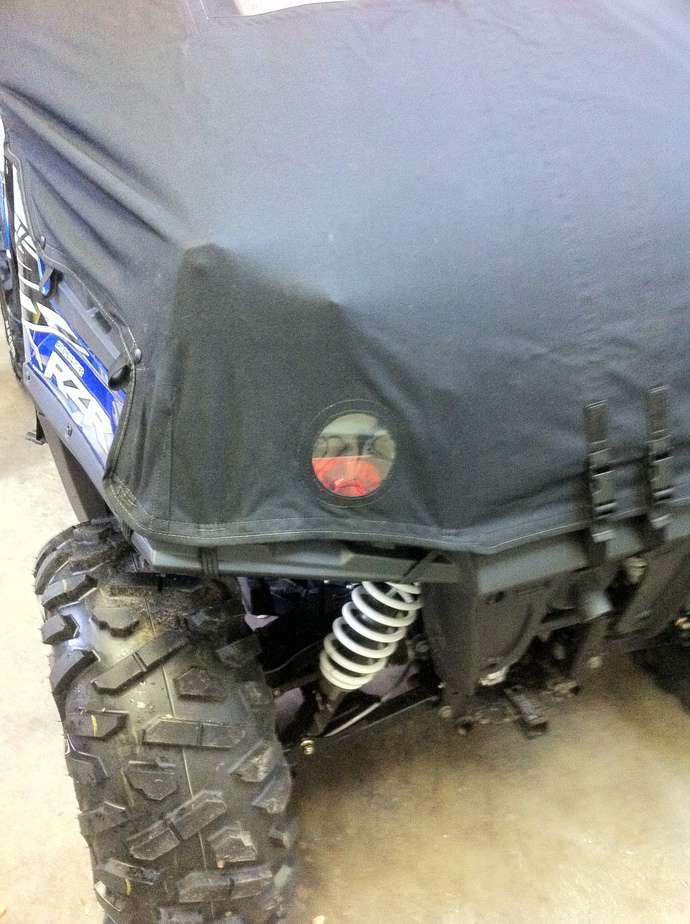 POLARIS RZR 800 Cargo/Bed Cover