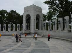 WWI Memorial Atlantic monument