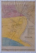 Map of Windsor, CT