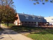 Left Barn
