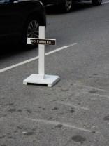 Cross parking
