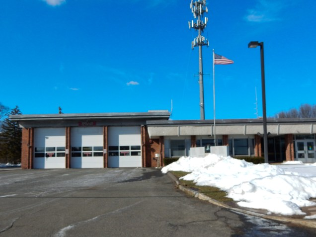 The new fire station is functional and convenient, but pretty boring if you ask me.
