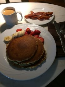 Quite possibly the perfect breakfast.