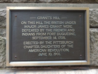 This is for David - It's on the wall of the Allegheny County Courthouse.