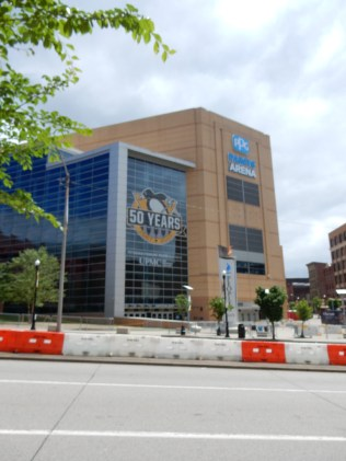 PPG Paints Arena - a.k.a. the Paint Can