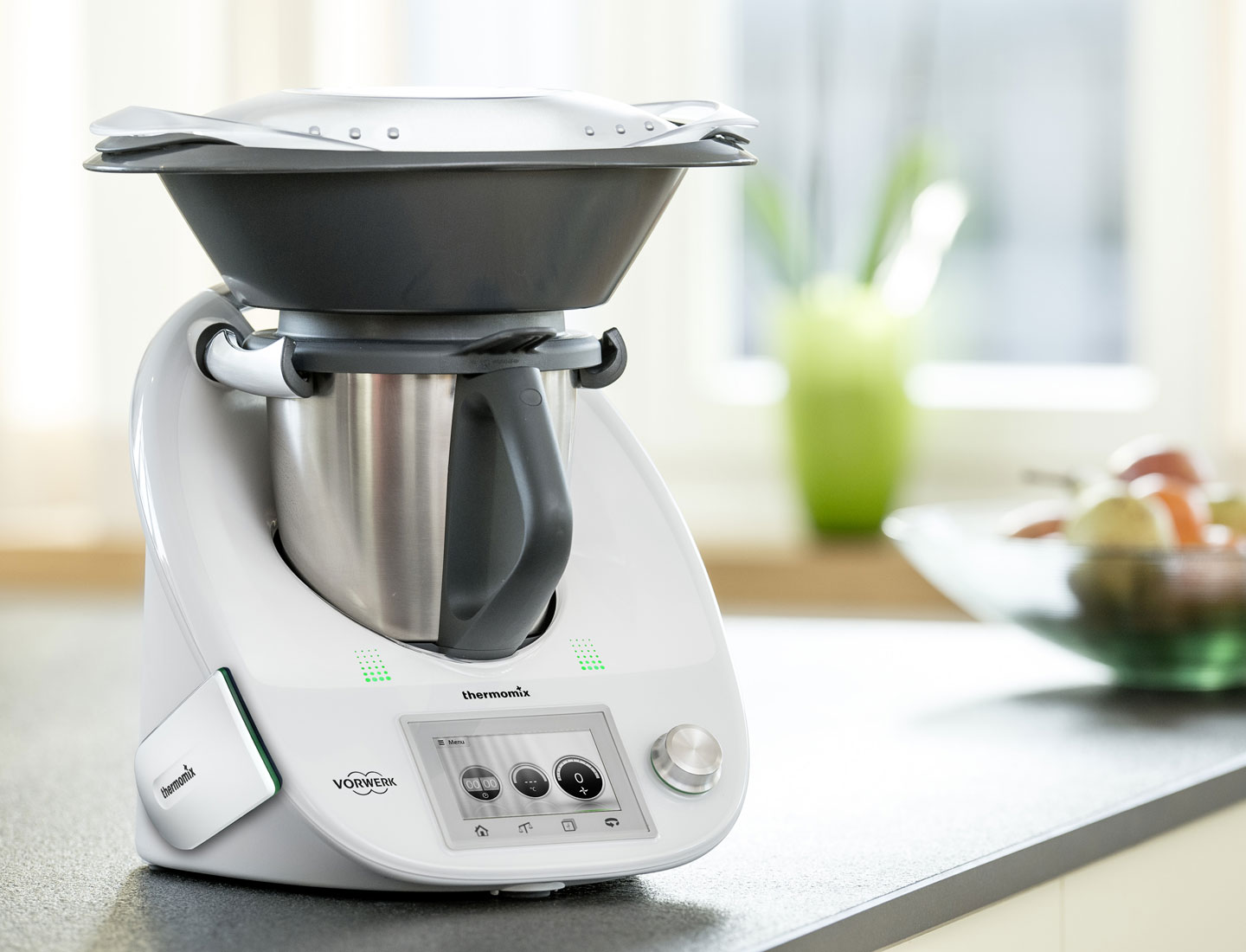 Thermomix with Cook-Key