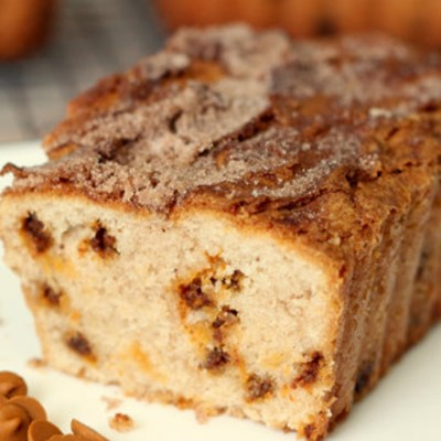 Cinnamony Snickerdoodle Bread Recipe