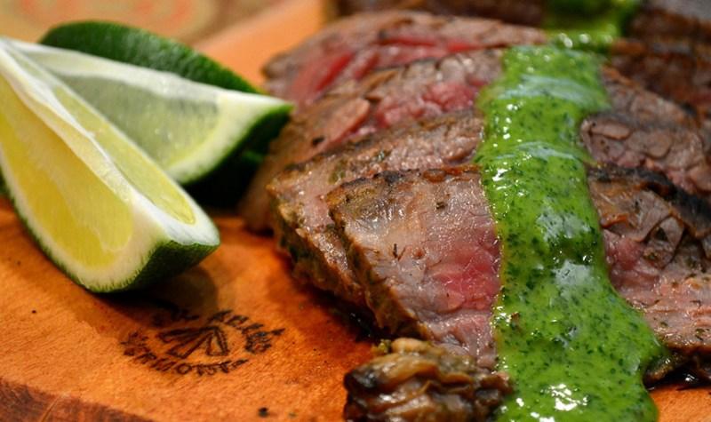 Churrasco with Chimichurri Beef Tenderloin
