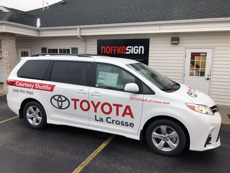 Toyota of La Crosse