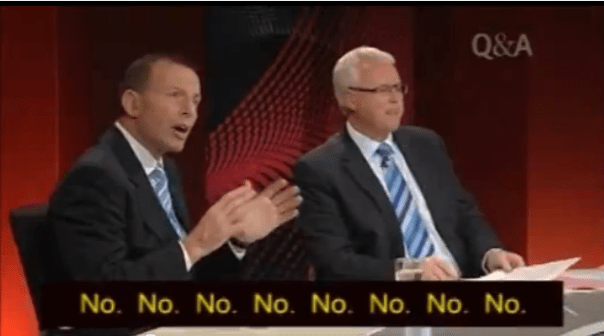 Abbott on QandA