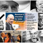 #QldPol and the birth of Newmanism