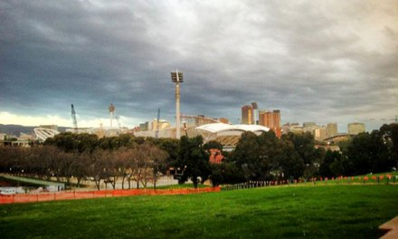 The federation seat of Adelaide: @naichevalier reports