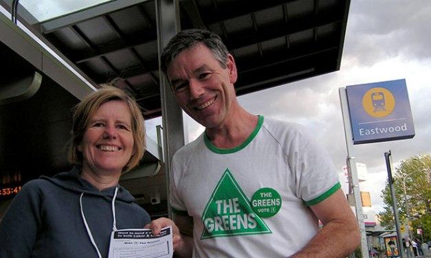 The Greens' face in Bennelong: @preciouspress interview