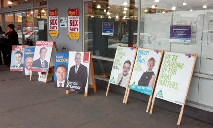 My day on Gellibrand's campaign trail, by @Dusty_1