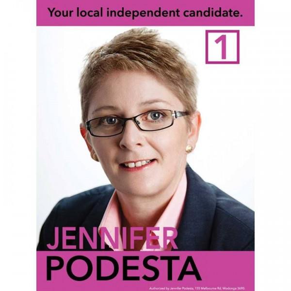 Jennifer Podesta