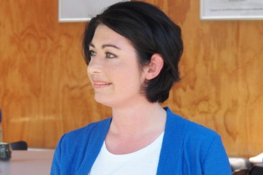 Terri Butler, ALP candidate for the Griffith by-election.