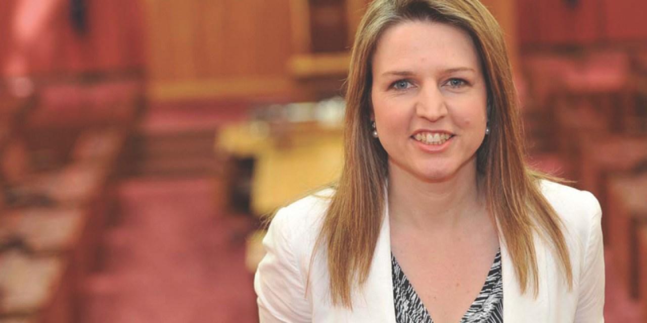 Progressive, to a point: @GuinevereHall interviews the ALP's Senator Louise Pratt