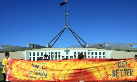 The #MarchinMarch Canberra in pictures, by @Jansant