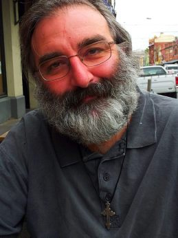 Refugee advocate George Georgiadis (Photo: supplied).