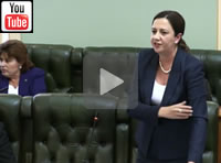 Annastacia Palaszczuk has never fought better: Nazism attack plan to embarrass backfires.
