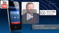 ABC News Brisbane: LNP's culture woes start at the top, says ex LNP MP Chris Davis.