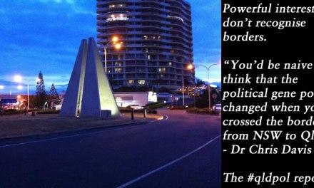 Looking across the border, the #qldpol weekly wrap: @Qldaah