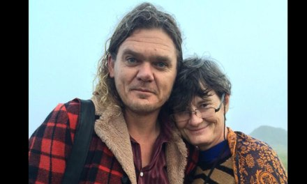 Off the rails with @margokingston1 at #BentleyBlockade: @mickdaley1 interview