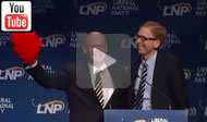 ABC News Qld: Campbell Newman urges voters not to lodge a protest vote at the Stafford by-election.