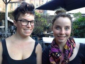 Briohny Walker and Anna Carlson: Brisbane Free University