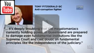 ABC 7:30: The relationship between the Newman Government and the Qld legal fraternity has descended into crisis.