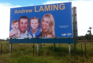 'Andrew Laming wins, Redland City loses'