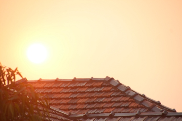 IMG_6636-burning-sun-heatwave-above-roof-640x427