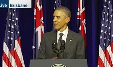 Obama's Brisbane climate clarion call to Australia and the world