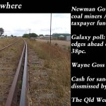 Railway to nowhere – The Qld Weekly #qldpol: @Qldaah